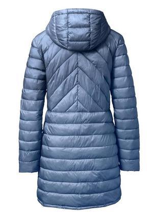 Стеганая длинная куртка.tcm чибо.германия.размер на выбор.3 фото
