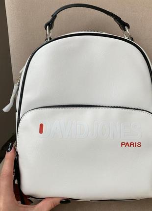 Стильный трендовый женский рюкзак david jones