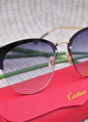 Солнцезащитные очки в стиле dior градиентные