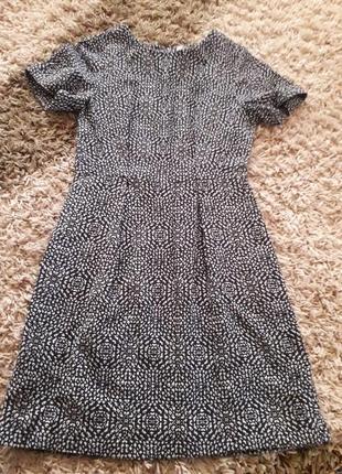 Сукня,плаття з щільного трикотажу