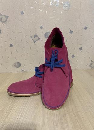 Ботинки-дезерты