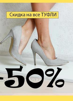 Классические туфли лодочки, бренд new look