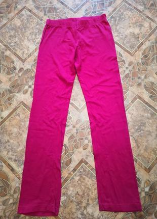 Трикотажные спортивные штаны, размер 11/12 лет.