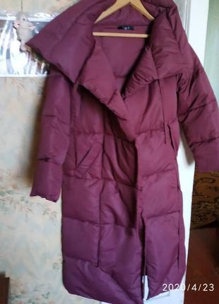 Тёплое ,зимнее пальто.