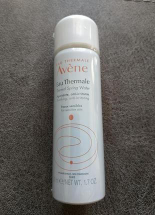 Термальная вода avene eau thermale water,франция