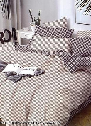 Комплект постельного белья с компаньоном s344