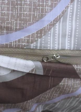 Комплект постельного белья с компаньоном s3413 фото
