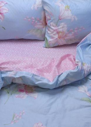 Комплект постельного белья с компаньоном s3302 фото