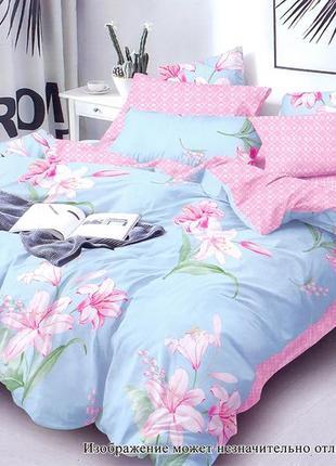 Комплект постельного белья с компаньоном s3303 фото