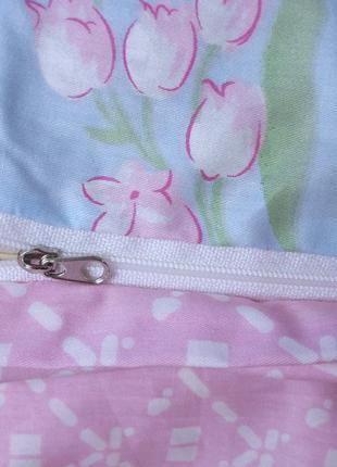 Комплект постельного белья с компаньоном s3305 фото
