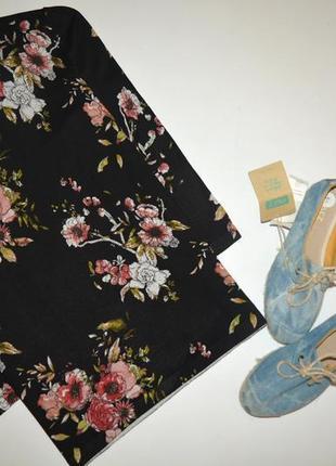 Джемпер/свитерок/кофточка/кофта в цветочный принт next