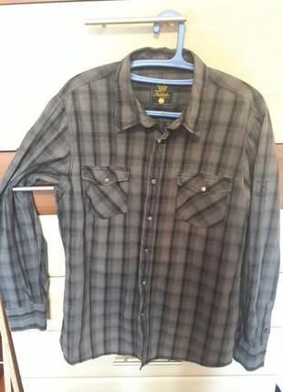 Рубашки мужские с коротким и длинным рукавом