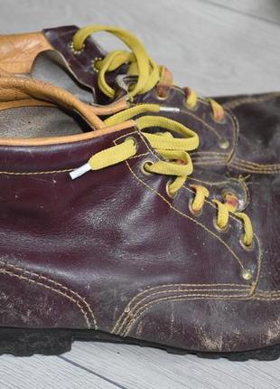 Рабочие ботинки, натуральная кожа 44-45