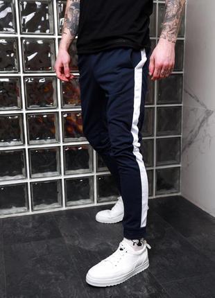 Спортивные штаны с лампасами, мужские штаны