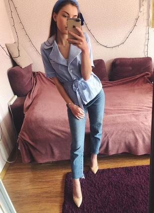Очень красивая рубашка - блейзер