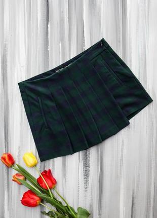 Zara осенние шорты юбка1 фото