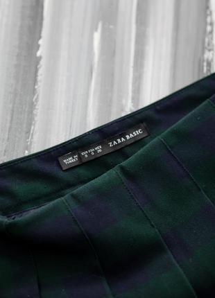 Zara осенние шорты юбка3 фото