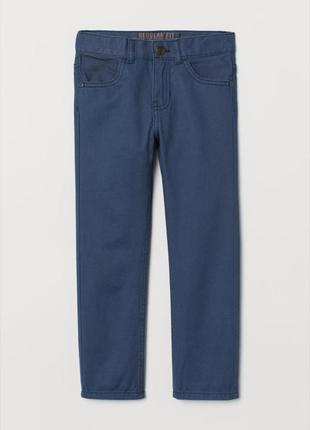 Стильные коттоновые джинсы