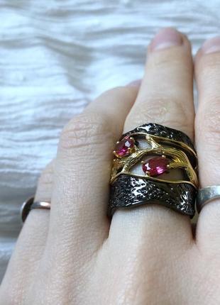 Бохо кольцо в тренд стиле