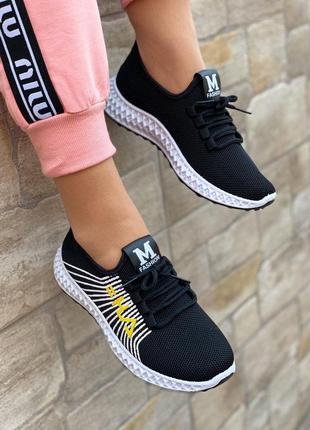 Рекомендую🌟супер стильные женские кроссовки сеточка🌟unisex