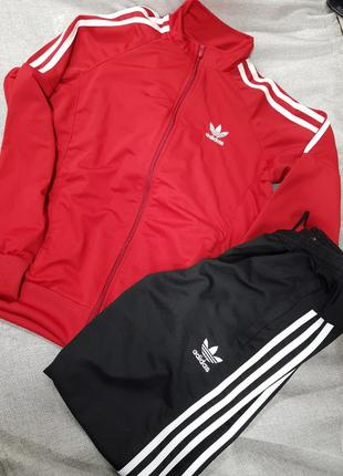 "Спортивный костюм adidas ткань ""лакоста"""