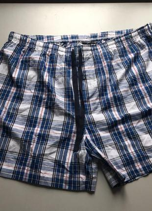 Семейные трусы, домашние шорты, шорты для сна livergy натуральная ткань