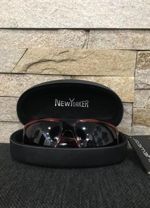 Модные очки бренда new yorker