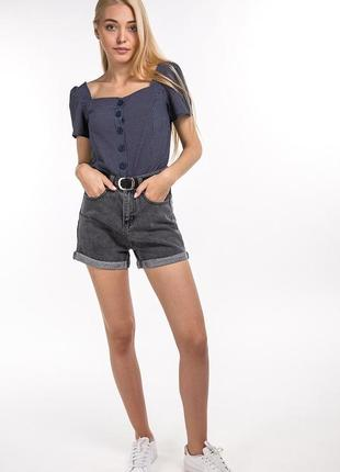 Коротка літня блуза 14760