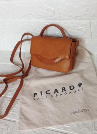 Picard мини-сумка маленькая сумка кроссбоди микро сумка клатч кошелёк