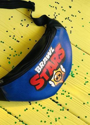 Бананка, барыжка, сумка на пояс brawl stars д