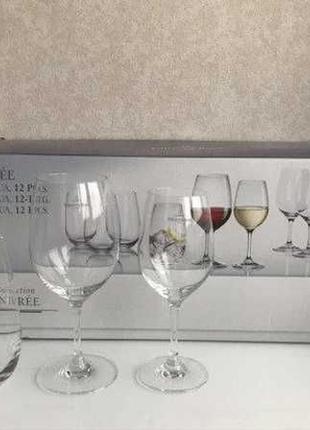 Набор бокалов 12 шт от villeroy&boch