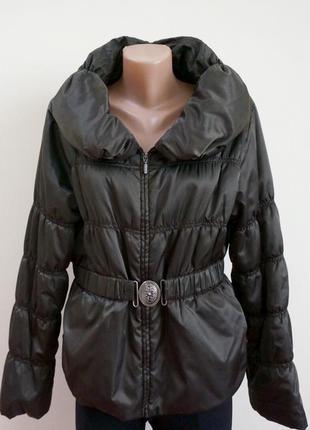 Красивая куртка с вшитым поясом ( у меня большой выбор курток)