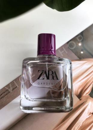 Zara gardenia духи парфюмерия туалетная вода оригинал испания 🇪🇸