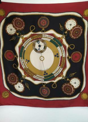 Италия шёлковый платок napoleone creation