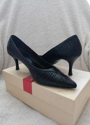 Элегантные деловые женские кожаные туфли, hogl, австрия