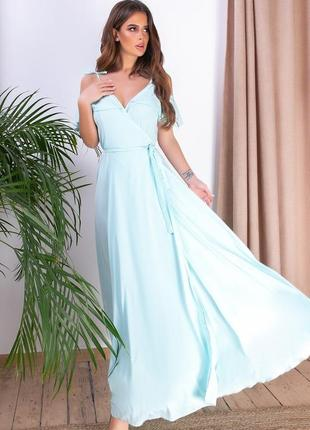 Платье на запах 🌸