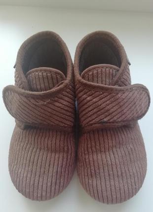 Туфли замшавые