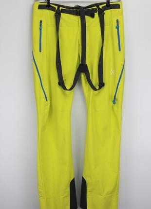 Фирменные горнолыжные штаны
