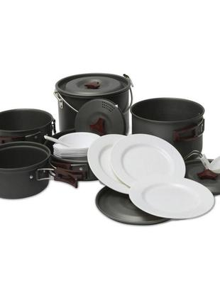 Набір посуду pinguin family
