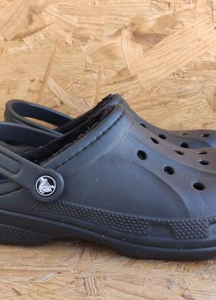 Crocs с утеплителем