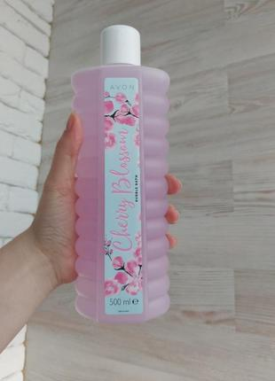 "Пена для ванн ""цветущая сакура"" 500 мл новинка"