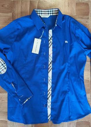 Рубашка с длинным рукавом burberry