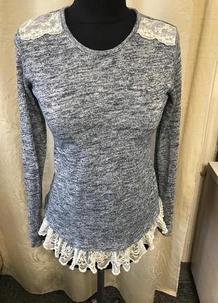 Кофта джемпер свитерок