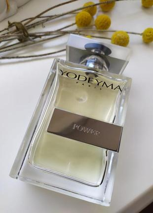Yodeyma power, парфюмированная вода, остаток ~90 со 100 мл