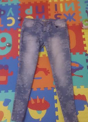 Необычные джинсы denim &co