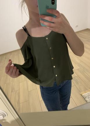 Atmosphere легкая блуза4 фото