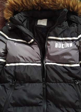 Зимняя куртка glo-story 170р.