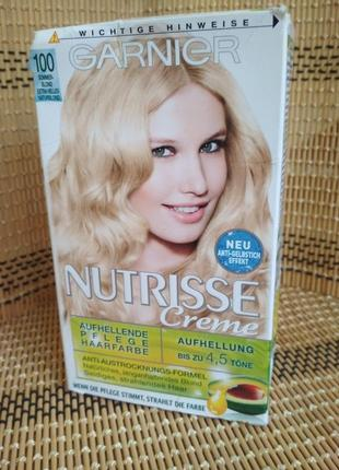 Немецкая краска для волос (8143)