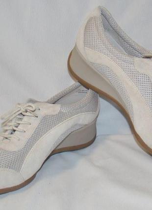 Туфли clarks (размер 41 (uk 7 ½ d))