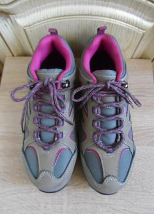 Кожаные тактические кроссовки, полуботинки site, 36р., 23,5см., англия